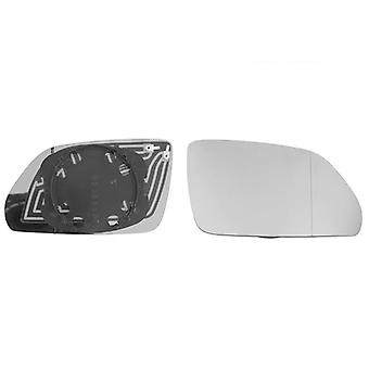 Oikea peili lasi (lämmitetty) & pidike SKODA OCTAVIA Combi 2004-2009