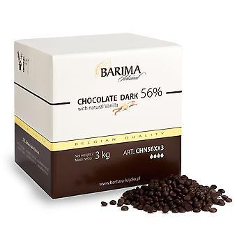 Barima Artisanal 56% Dark Chocolate Callets