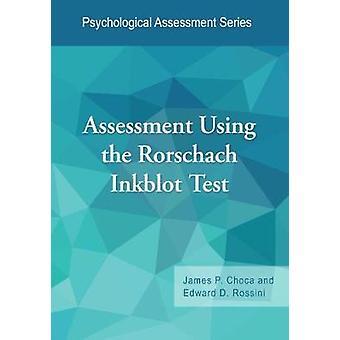 Beoordeling met de Test Rorschach Inkblot door James P. Choca - 97814