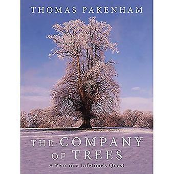 Företaget av träd: ett år i ett helt livs strävan