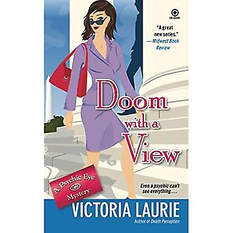 Doom with a View (Psychic Eye Mysteries)