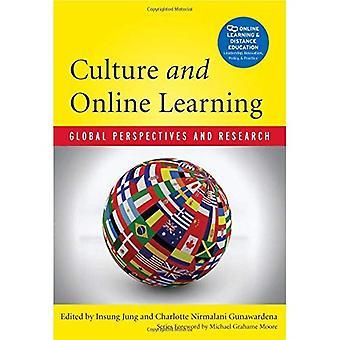 La culture et l'apprentissage en ligne: Perspectives globales et la recherche (apprentissage en ligne et l'enseignement à Distance)