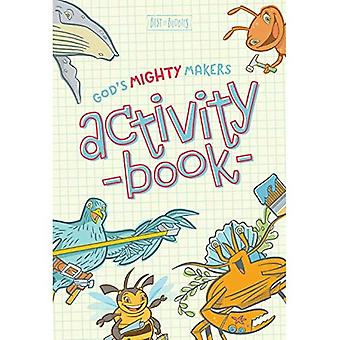 God's Mighty Makers Activity Book (Best of Buddies)