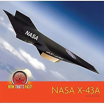NASA X-43 en (Obemannade luftfartyg) (nu är snabb!)