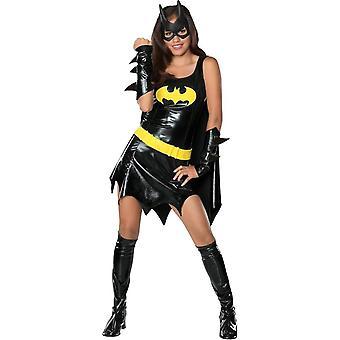 Tiener kostuum Batgirl
