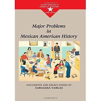 Poważne problemy w amerykańskiej historii Meksyku (większych problemów)