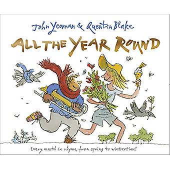 All the Year Round by Quentin Blake - 9781783446131 Book
