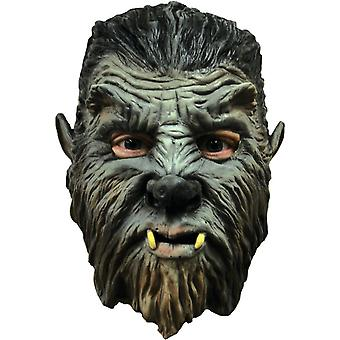 Varulv Mini Monster maske til Halloween