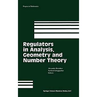 Regulatorer i analyse geometri og talteori af Reznikov & Alexander