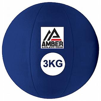 AAG Rubber Medicine Ball for Strength Plyometric Training, Cardio Workouts & Muscle Building