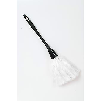 Akcesoria biały feather duster