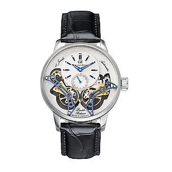 Carl von Zeyten Men's Watch Wristwatch Automatic Upper Church CVZ0064WH