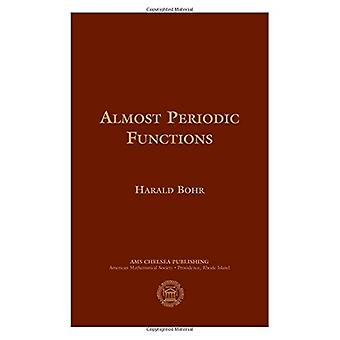 Almost Periodic Functions by Harald Bohr - 9781470416805 Book