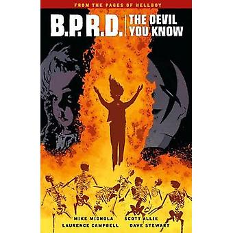 B.p.r.d. - The Devil You Know Volume 1 by Mike Mignola - 9781506701967