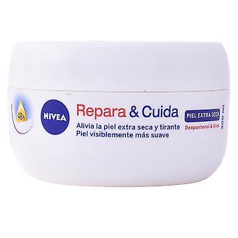 Nivea Repara & Cuida Body Cream Piel Extra Seca 300 Ml Unisex