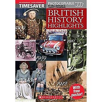 British History Highlights - 9781904720294 Book