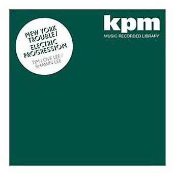 Kpm Presents: Ny Trouble/Electric - Kpm Presents: Ny Trouble/Electric [CD] USA import
