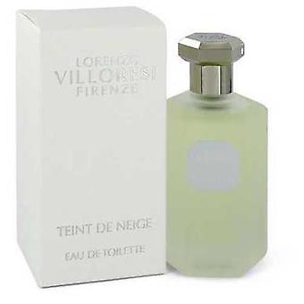 Teint De Neige By Lorenzo Villoresi Eau De Toilette Spray 3.3 Oz (women) V728-545793