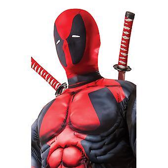 Adult Deadpool Deluxe Costume
