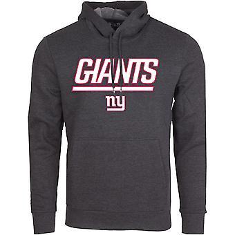 New Era STACK LOGO Hoody - NFL New York Giants charcoal