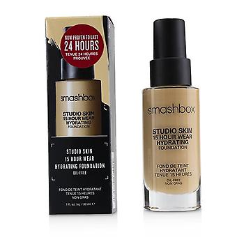 Smashbox Studio Skin 15 tunnin kulumista kosteuttava säätiö-# 2,18 (Light Medium neutraalin undertone) 30ml/1oz