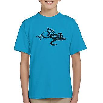 Krazy Kat Nap Kid's T-Shirt