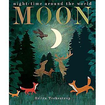 Månen av Patricia Hegarty - 9781848696679 bok