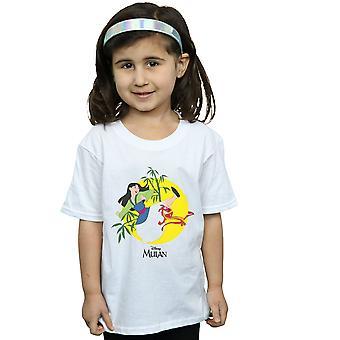 Disney Girls Mulan Kick T-Shirt