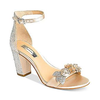 INC International Concepts Womens Kacee Open Toe Special Occasion Ankle Strap...
