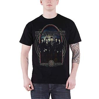 Black Veil Brides T Shirt Ornaments band logo new Official Mens Black