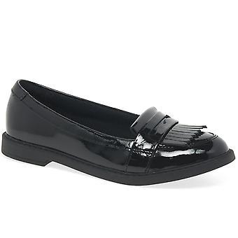 كلاركس سكالا برايت بنات أحذية المدرسة الثانوية