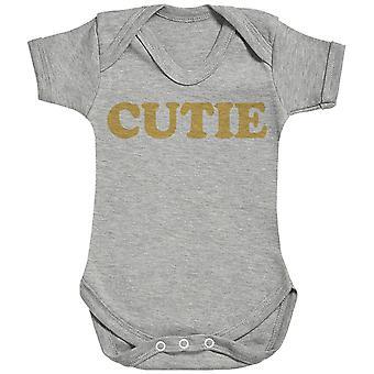 CUTIE - Baby Bodysuit