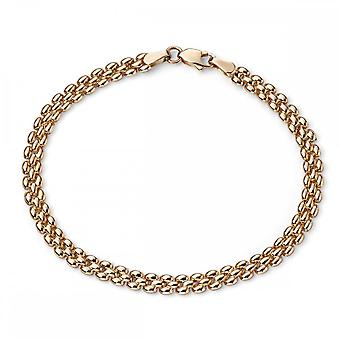 Elements Gold 9CT Yellow Gold Bracelet GB426