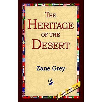 La herencia del desierto de gris y Zane