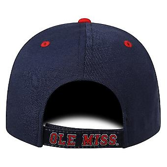 Ole Miss Rebels NCAA TOW Triple Threat Adjustable Hat