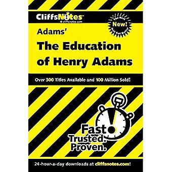 Anteckningar om Adams ' utbildning av Henry Adams (Cliffs Notes)