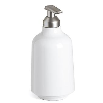 Umbra Step Soap Pump White