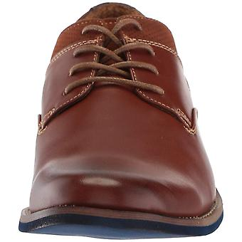 Kids NOTFOUND Boys Jax Leather Lace Up Loafers