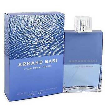 Armand Basi L'eau Pour Homme By Armand Basi Eau De Toilette Spray 4.2 Oz (men) V728-547880