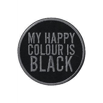 Extreme Largeness Culoarea mea fericit este patch-uri negre