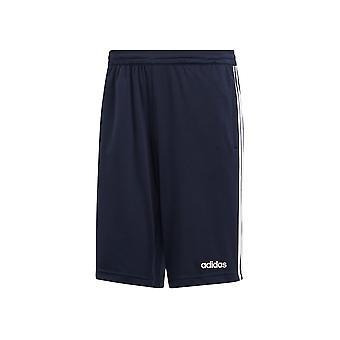 Adidas D2M cool 3S šortky DU1241 školenia po celý rok muži nohavice
