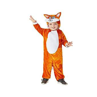 Toddler Cat Costume Toddler Orange