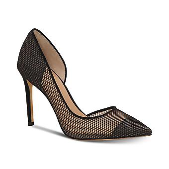 INC International Concepts Womens Kenjay 5 Snakeskin Pointed Toe Casual Slide...
