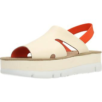 Camper Sandals Beige Color Caterpillar