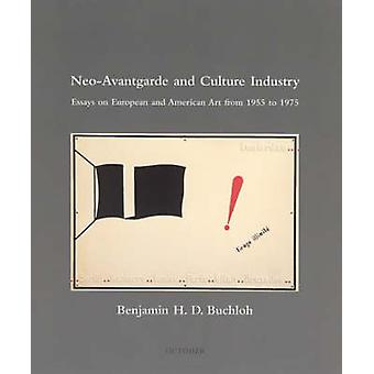NeoAvantgarde och kulturbransch vid Benjamin H. D. Harvard universitetar Buchloh