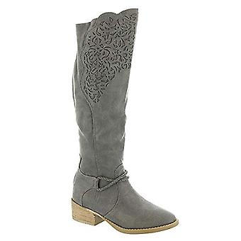 Very G Twisted Women's Boot 7.5 B(M) US Grey