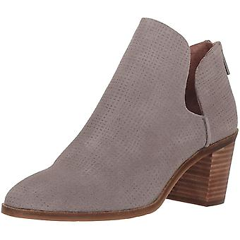 Lucky Brand Womens LK-POWE Fabric Closed Toe Ankle Fashion Boots