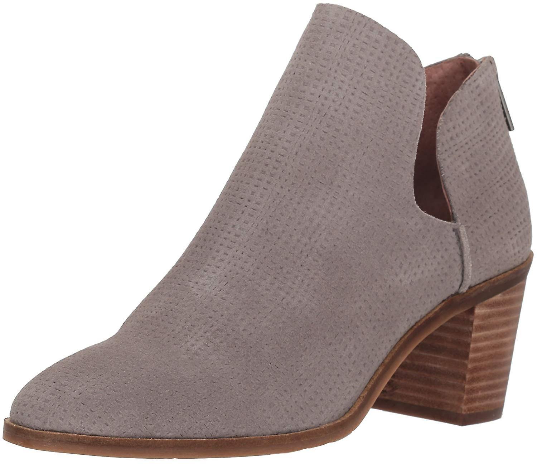 Lucky Brand Kobiety LK-POWE Fabric Zamknięte Toe Kostki Fashion Boots 9vJmX