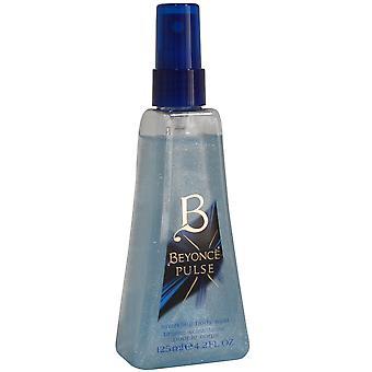 Beyonce Pulse Sparkling Body Mist Spray 125ml