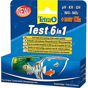 Sandimas 6 in 1 Tetra Water Quality Test